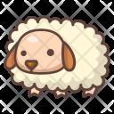 Sheep Animal Wild Icon