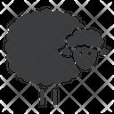 Lamb Livestock Easter Icon