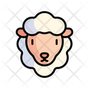 Easter Sheep Lamb Icon
