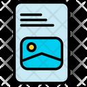 Sheet Document Documentation Icon