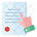 Sheet Paper Document Icon