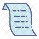 Document Notes Report Icon