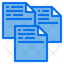 Sheet File Document Icon