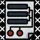 Sheet Code Map Icon