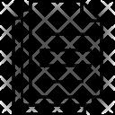 Sheets Writing Sheet Icon