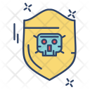 Sheild Bug Safety Icon