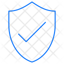 Sheild Protected Security Icon
