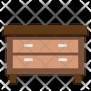 Shelf Cabinets Storage Icon