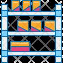 Shelf Capacity Icon
