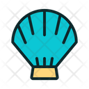 Shell Seafood Oysters Icon