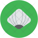 Shell Clam Seafood Icon