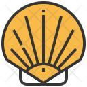 Shell Seafood Food Icon