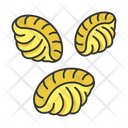 Shell Dough Seashell Icon