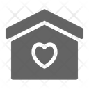 Shelter Charity Volunteer Icon