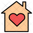 Shelter Dating Heart Icon