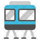 Shelter Space Colony Icon