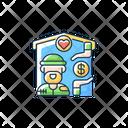 Shelter Services Shelter Safe Icon