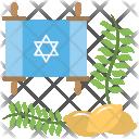 Shemini Atzeret Jew Icon