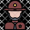 Sheriff Icon