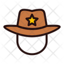 Sheriff hat Icon
