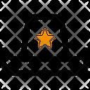 Sheriff Hat Icon