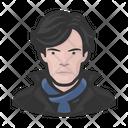 Sherlock Benedict Icon