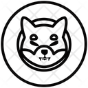 Shiba Inu Icon