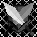 War Army Shield Icon