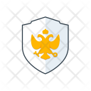 Russia Government Shield Icon