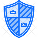 Shield Knight Crown Icon