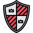 Shield Knight Crown Icon