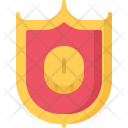 Shield Protection Coin Icon