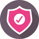Shield Antivirus Protection Icon