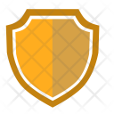 Shield Emblem Safety Icon