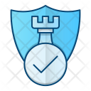 Security Protection Data Icon