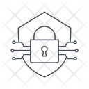 Shield Protection Criminal Icon
