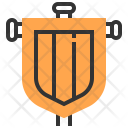 Shield Culture Defense Icon
