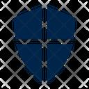 Shield Anti Virus Defender Icon