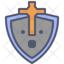 Shield Protection War Icon