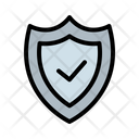 Shield Protection Safety Icon