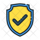 Shield Approved Shield Safety Icon
