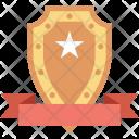 Shield Medal Winner Icon