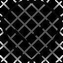 Shield Protection Checkmark Icon