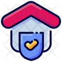Shield Secure Buke Icon