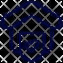 Shield Secure Buke Icon