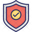 Shield Antivirus Protection Shield Icon