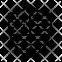 Shield Reward Insignia Icon