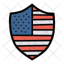 Shield Reward Insignia Icon