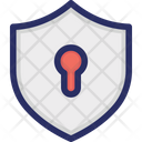 Access Protection Shield Icon