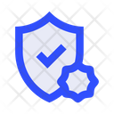 Shield Guard Check Icon